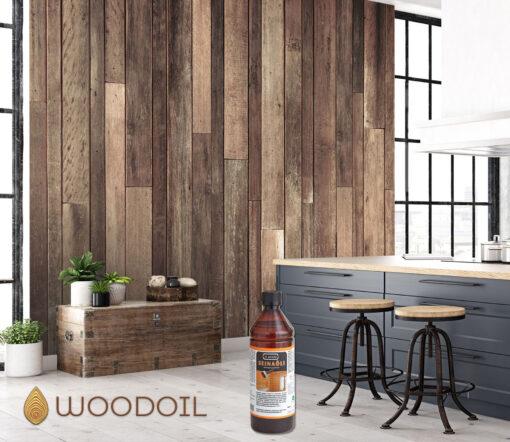 Seinaõli seinal - woodoil.ee