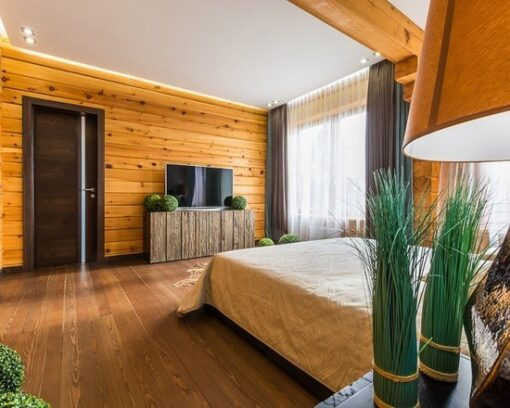 Seinaõli magamistoas - woodoil.ee