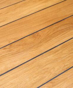 Õlilakiga viimistletud vannitoa põrand - woodoil.ee