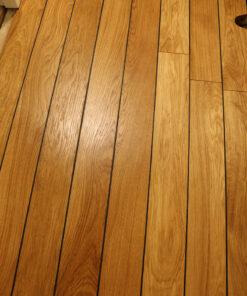 Õlilakiga viimistletud põrand - woodoil.ee