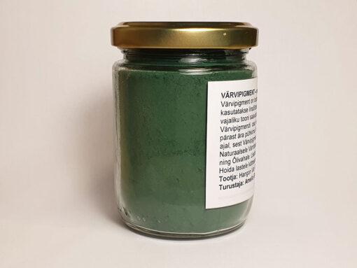 Roheline värvipigment - woodoil.ee