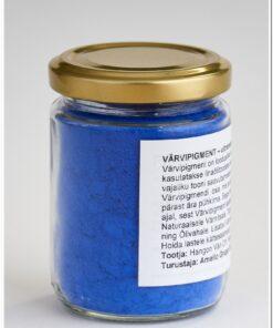 Sinine värvipigment - woodoil.ee